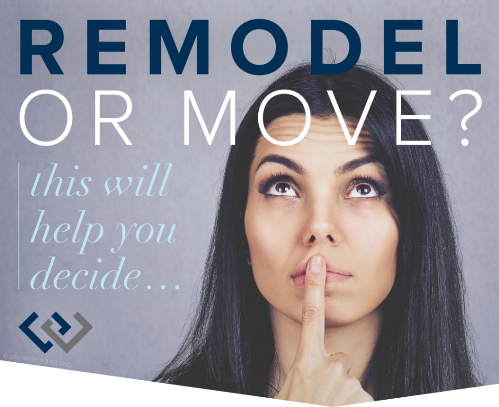 Remodel or Move?