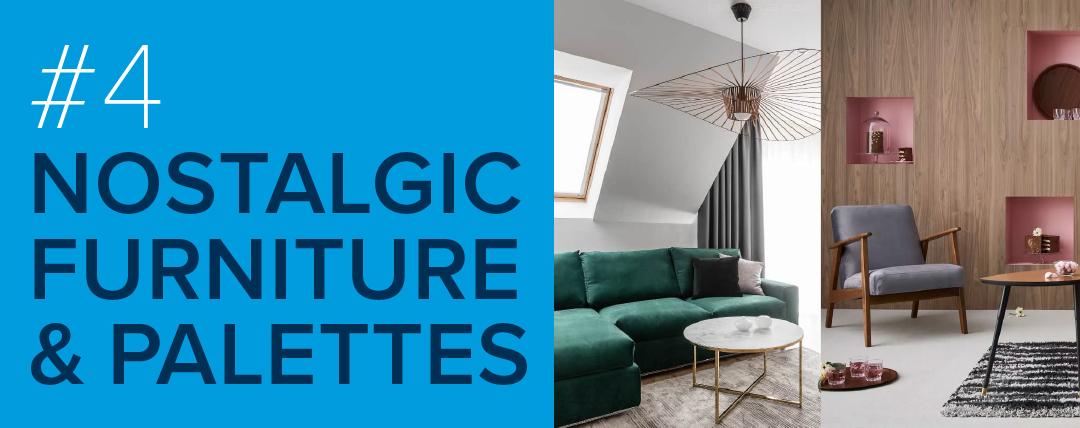 #4: Nostalgic Furniture & Palettes