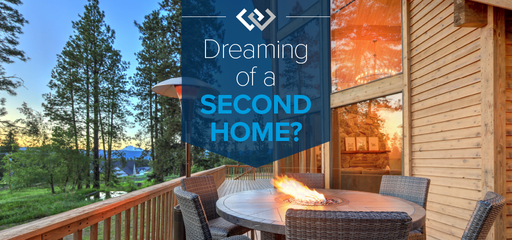 Dreaming of Second Home?