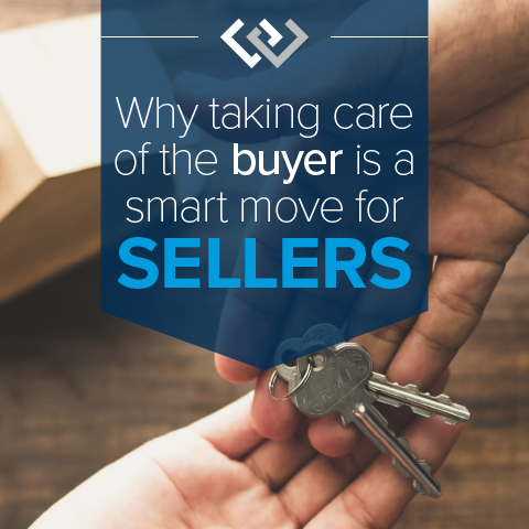 Why Taking Care of the Buyer is a Smart Move for Sellers