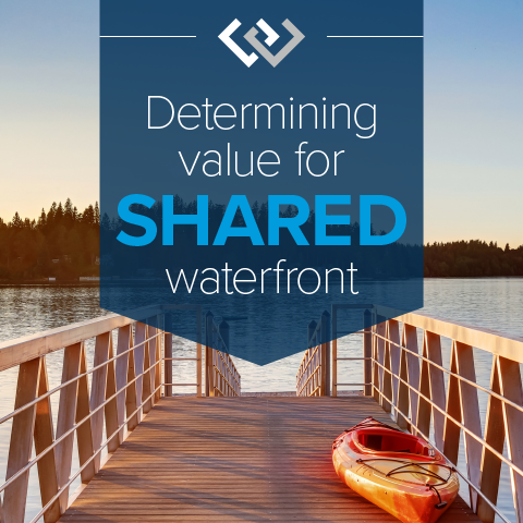 Determining Value for Shared Waterfront
